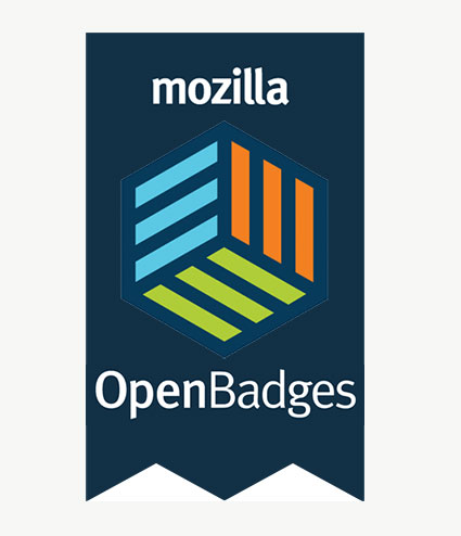 mozilla openbadge - backpack skills & literacies